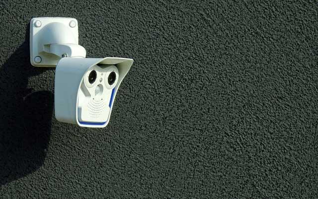 Kabellose Überwachungskamera