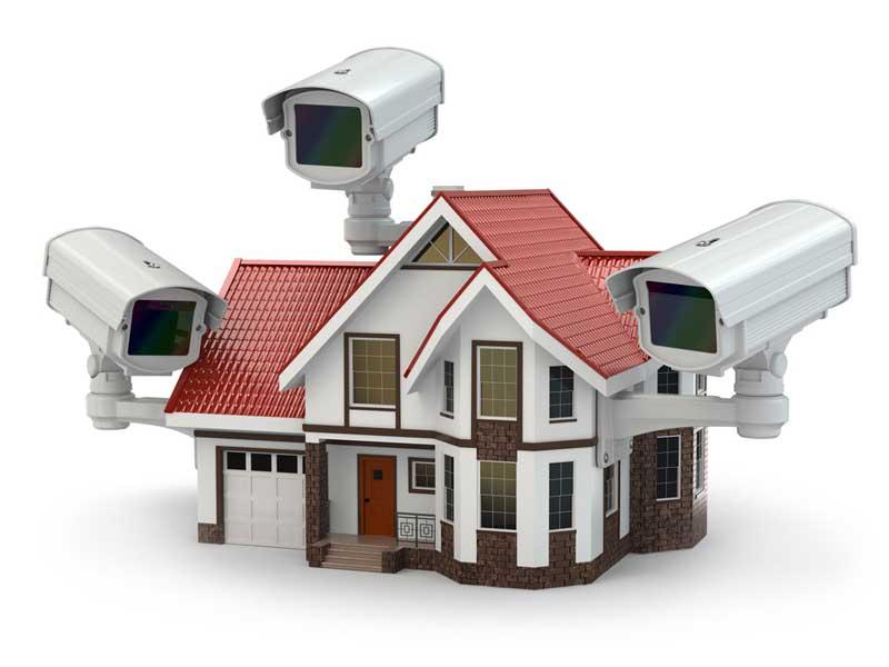 Hausüberwachung per Video de.depositphotos.com